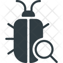 Search Bug Engine Icon