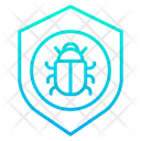 Bug Shield Anti Virus Virus Security Icon
