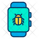 Bug Smartwatch Icon