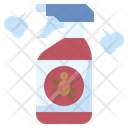 Bug Spray Insect Spray Insect Repellent Icon