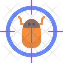 Bug Target Bug Target Icon