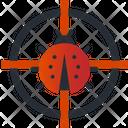 Bug Target Debug Mode Virus Detection Icon