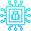 Bug Technology Virus Icon