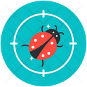 Bug Fixing Bug Tracking Bug Finding Icon