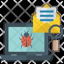 Bug Tracking Debugging Bug Find Icon
