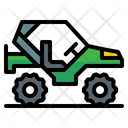 Buggy Offroad X Icon