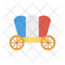 Buggy Circus Wagon Icon