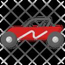 Buggy Car Vehicle Icon