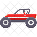 Buggy Car Dune Icon