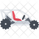 Buggy Delivery Shipping Icon