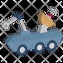 Buggy Lunar Icon
