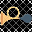 Bugle Music Instrument Icon