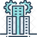Build Construction House Icon