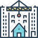Build Construction Fabrication Icon