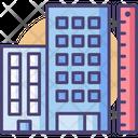 Build Planning Building Architect Icon
