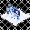 Build Your Profile Digital Profile Internet Profile Icon
