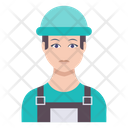 Man Professional Avatar Icon
