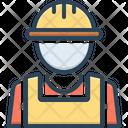 Builder Manufacturer Producer Icon
