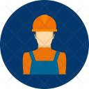 Builder People Architect Icon