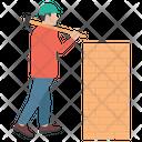 Construction Labour Construction Worker Builder Icon
