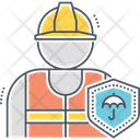 Builders Risk Insurance Builders Insurance Worker Insurance Icon