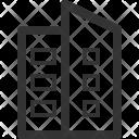 Building Architecture Construction Icon