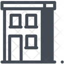 Building Constraction House Icon