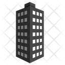 Building Commercial Hotel Icon