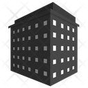Building Commercial Hospital Building Icon