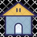Building Bungalow Cottage Icon
