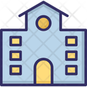 Building Gallery Library Icon