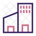 Building House Estate Icon