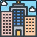 Building Buildings Architecture Icon