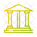 Building Government Building Construction Icon