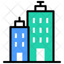 Building Business Building Business Hub Icon