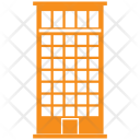 Building Company Business Icon
