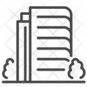 Building Dwelling Exterior Icon