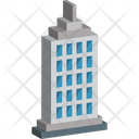 Building Commercial Building Skyline Icon