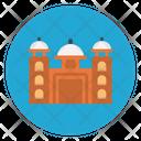 Tajmahal Building Love Icon