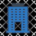 Building Apartment Construction Icon
