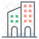 Architecture Building Condo Icon