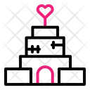 Building Love Married Icon