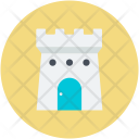 Building Haunted House Icon