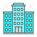 Building Hospital Clinic Icon