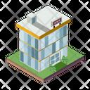 Building Office Shop Icon