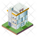 Building Office City Icon