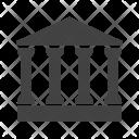 Building Court Icon