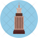 Building Empire State Icon