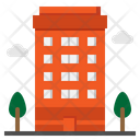Building Apartment Condominium Icon