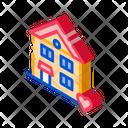 Home City Building Icon